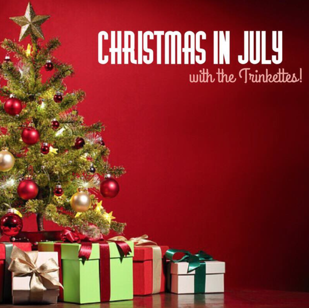 Christmas In July.Christmas In July Tits And Tinsel With The Trinkettes The Rendezvous